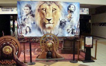 Lanzamiento y promoción de películas y series en cine y TV2
