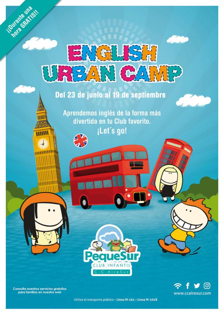 English Urban Camp