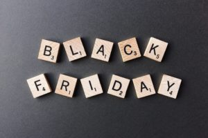 Offer Shopping Discount Retail Sale Black Friday
