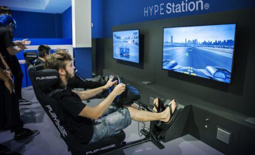 Hype Station - espacio 7